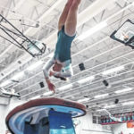 Gymnasts compete at Buckeye Valley