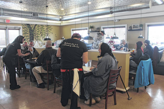 The Willow Restaurant reopened on Friday morning after it was forced to close due to a structure fire last July. Co-owners Denny and Kelly Smith said Friday they greatly appreciate the support the community has shown them.