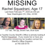 FCSO asks for help in locating missing 17-year-old girl