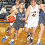 Blue Lions fall to McClain in Sectional, 59-25