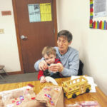 Jeff Library holds 'Valentine Story Hour'