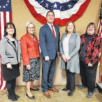 Local officials attend Lincoln Day dinner