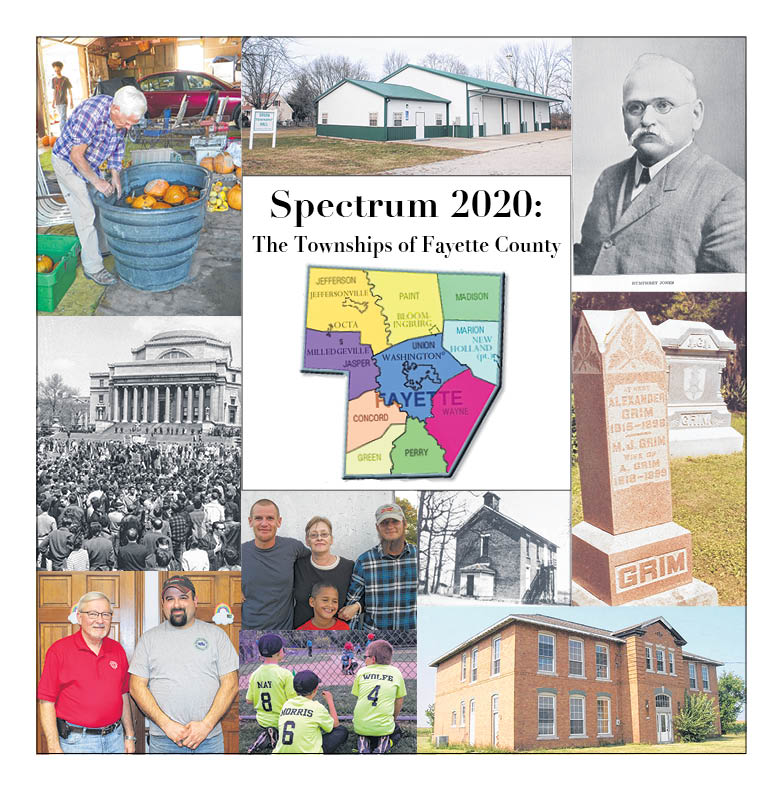 SPECTRUM 2020: The Townships of Fayette County
