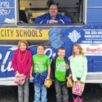 Local districts continue to feed students