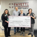 First Presbyterian Church supports Cancer Care Clinic