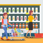 Local grocery stores reduce hours