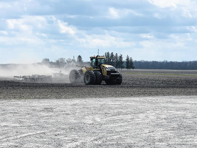 Fayette County Farmers prepare for 2020 spring planting.
