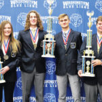 DECA students earn top honors at state