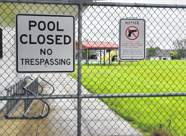 The Jeffersonville pool will remain closed for the 2020 swim season, according to village officials.