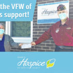 Veterans of Foreign Wars of Ohio awards grant to Ohio's Hospice of Fayette County