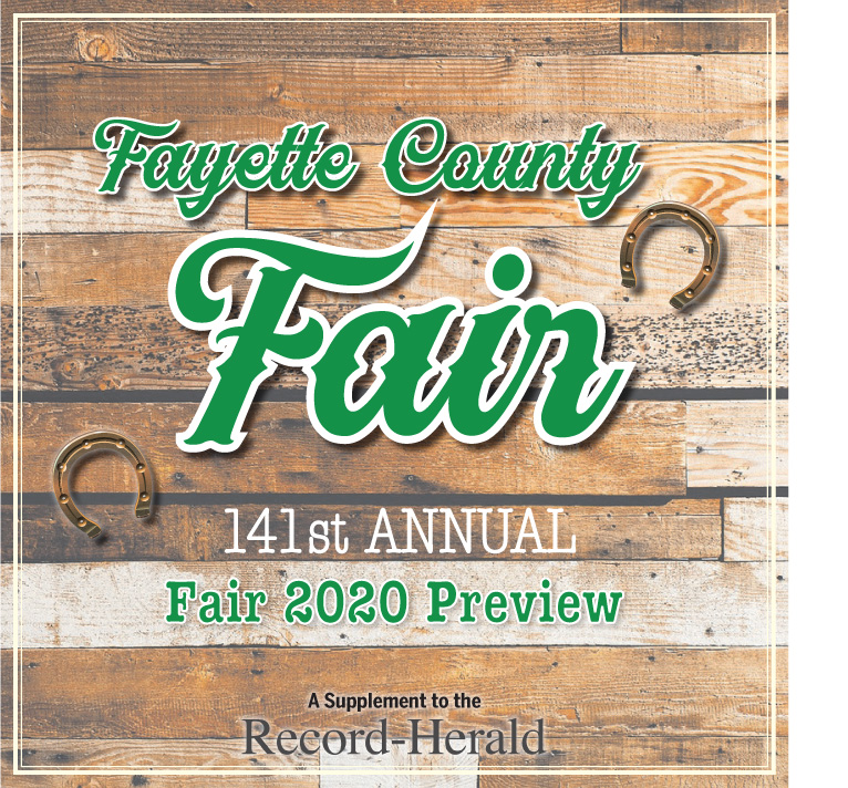 Fayette County Fair Preview 2020