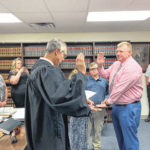 Local officer receives promotion