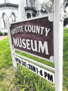 Museum to remain closed for season