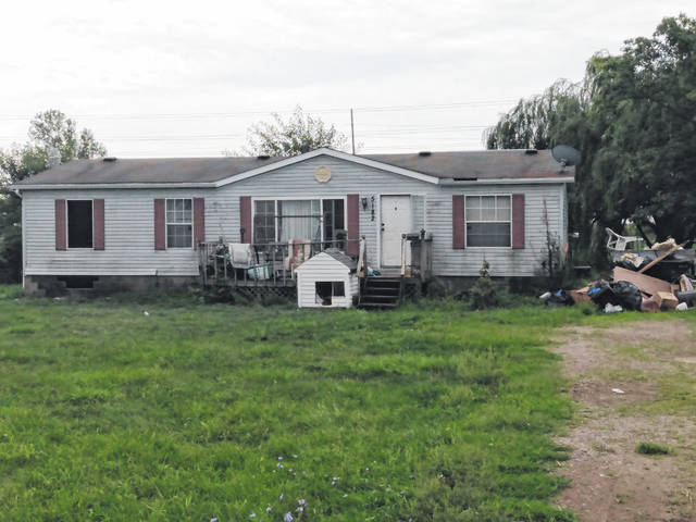 A juvenile has been charged with two counts of aggravated arson. The fire occurred Thursday at this home at 5182 US 22 SE in Union Township.
