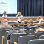 MT employees return to campus