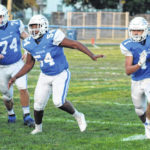 Homecoming victory for the Blue Lions