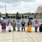 Miami Trace shows off its Halloween spirit