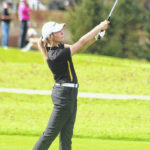 Aleshire competes at State golf meet