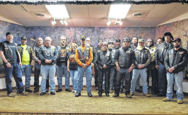"""American Legion Riders Post 25 and the VFW Riders Post 3762 hosted two events on 2020 New Year's Day to support veterans. The Legion Riders hosted their annual """"Polar Bear Run,"""" part of which included breakfast, and had a focus on raising monetary donations and canned goods to donate. Following that event was the VFW Riders' annual """"Frozen Chozen Ride,"""" which asked participants to assist the Legion Riders with donations."""