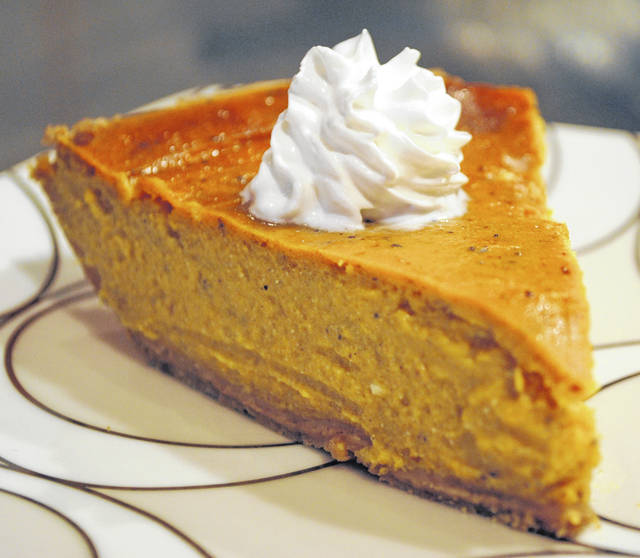 The secret to the ultimate pumpkin pie is a home-made filling made with real pie pumpkins.