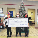 Beford Ford makes generous donation