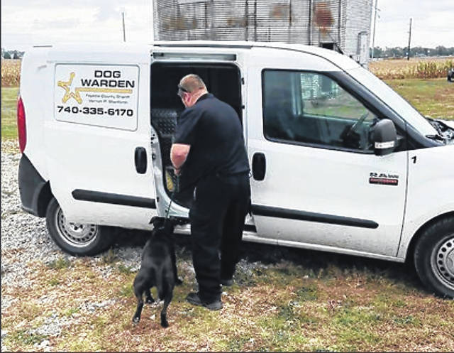 Fayette County Dog Warden Nelson Prater