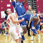 Blue Lions fall at Jackson, 55-35