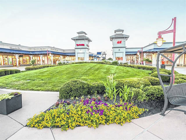 """The popular outlet mall in Jeffersonville has been sold to a new company and will now be branded as """"Destination Outlets."""""""
