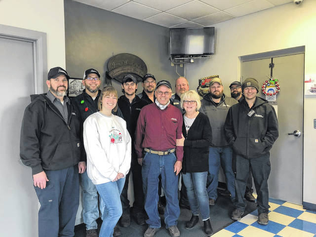 Jim Van Dyke's Automotive Center opened its doors in 2001 with only three employees. Today, it has a team of five technicians, a service writer, a customer service representative, along with Jim, Merleen and Ray Van Dyke who share in the management of the daily operations.