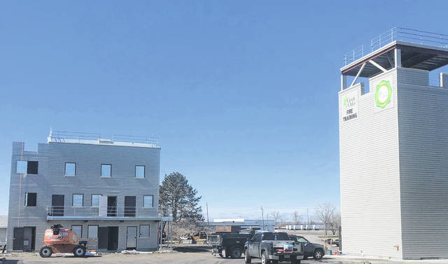 A new live fire training facility and training tower are being opened in Sharonville by Great Oaks Career Campuses.
