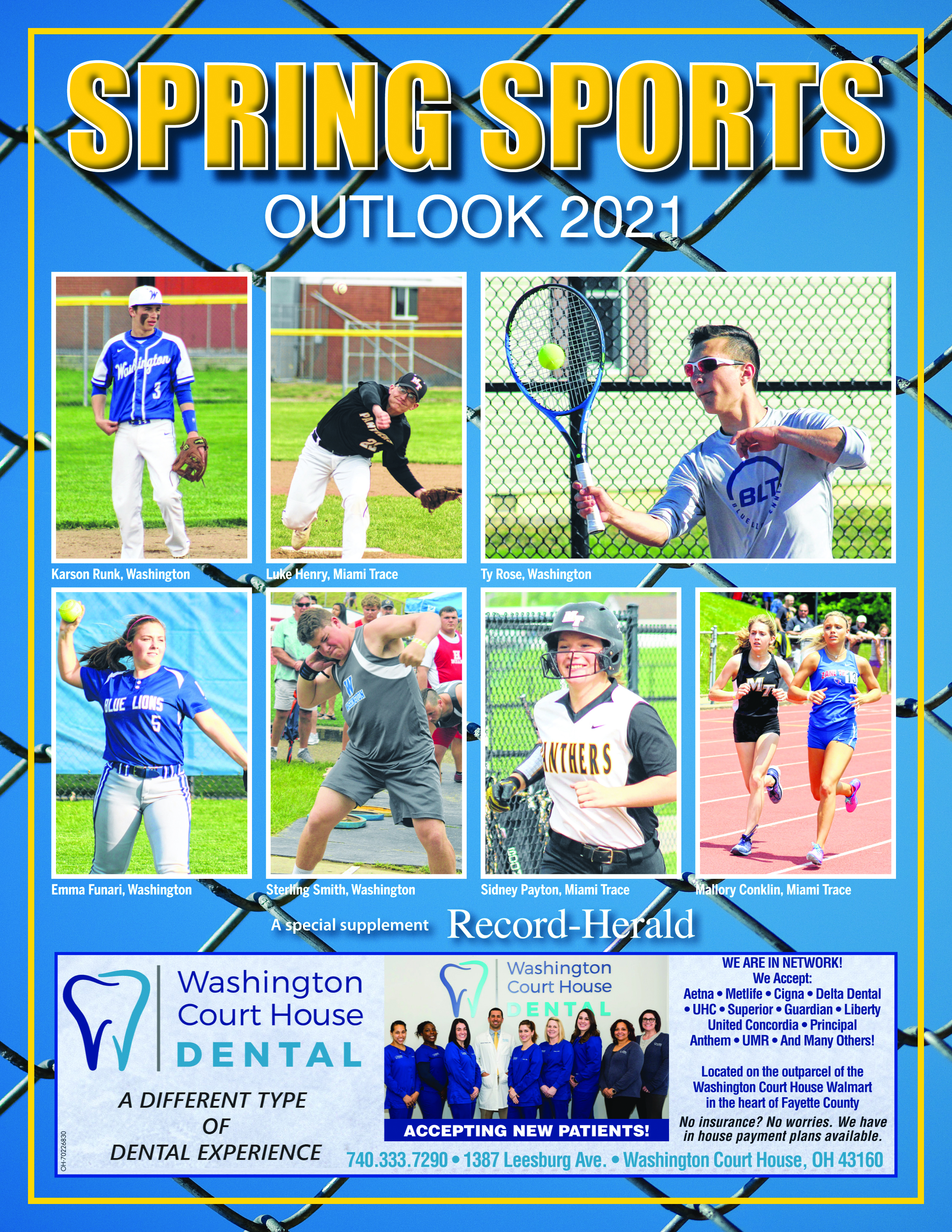 Spring Sports Outlook 2021