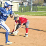 Mustangs shut out Lady Lions, 9-0