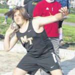 MT track ties with Waynesville