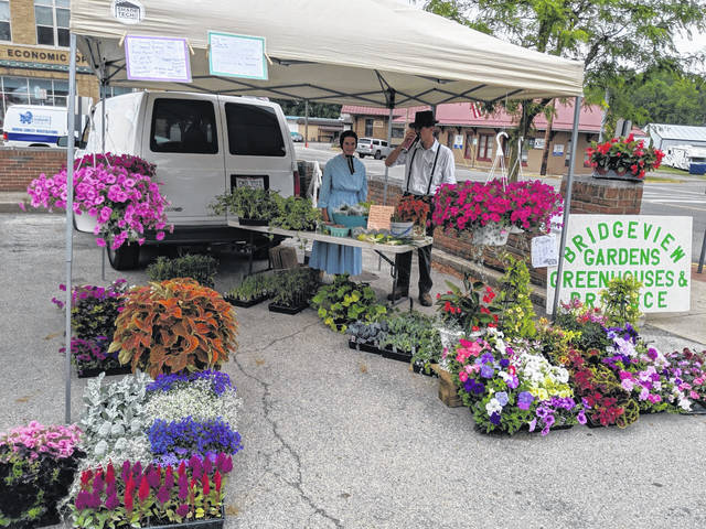 """The first day of the 2021 Fayette County Farmers Market, May 8th, is just around the corner, and we are excited to see our many friends, and establish new relationships. """"Make new friends, but keep the old. One is silver and the other gold."""""""