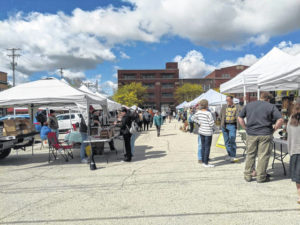 Farmers Market this Saturday offers various vendors