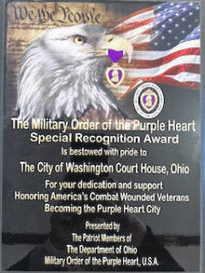 May 12 designated as 'Purple Heart Day'