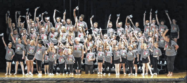 Terrie's Dance Spectrum and Cheer Center recently held its 40th recital on Memorial Day weekend with a patriotic theme. Owner Terrie Chapman explained that for her and her family, honoring the men and women who sacrificed everything for the country is very important.