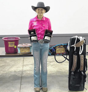 Thompson to compete in national rodeo