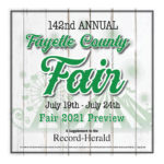 142nd Fayette County Fair 2021 Preview