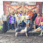 Big sales at Fayette County Fair