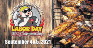 Destination Outlets to host BBQ championship