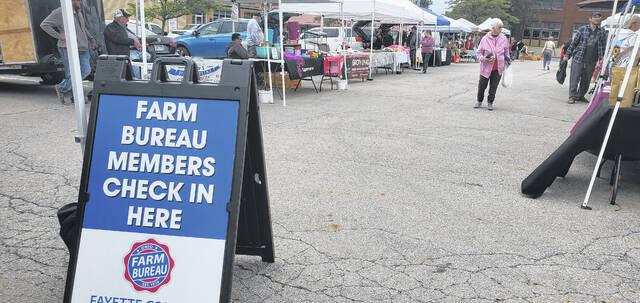 The 21st Fayette County Farmers' Market has officially ended, with plans to be back next year.