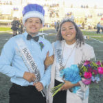 MT Homecoming King and Queen