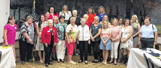 The Fayette County Republican Women's Club recently met for its second-annual Legacy Reception to commemorate the anniversary of the women's right to vote.