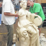 WHS statue re-dedication ceremony set for Saturday
