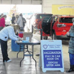 COVID vaccination clinics to be held locally