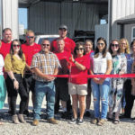 Ribbon cutting held for OK Tire