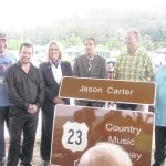Carter added to Country Music Highway
