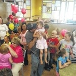 Thousands raised for hungry children