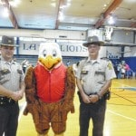 Lewis sheriff hosts back to school event